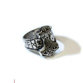 Thors Halfter Hammer ring